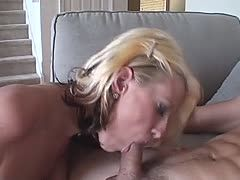 Young couple licks and sucks and fucks
